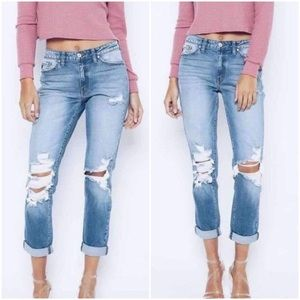 🆕Madison Distressed Skinnies